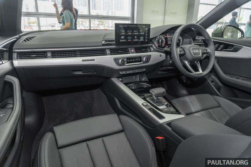 2020 Audi A5 Sportback facelift previewed in M'sia – 190 PS 2.0 TFSI and 249 PS quattro variants offered Image #1182693