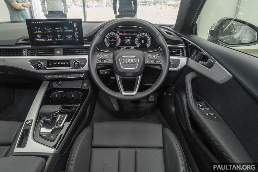 2020 Audi A5 Sportback facelift previewed in M'sia – 190 PS 2.0 TFSI and 249 PS quattro variants offered Image #1182695