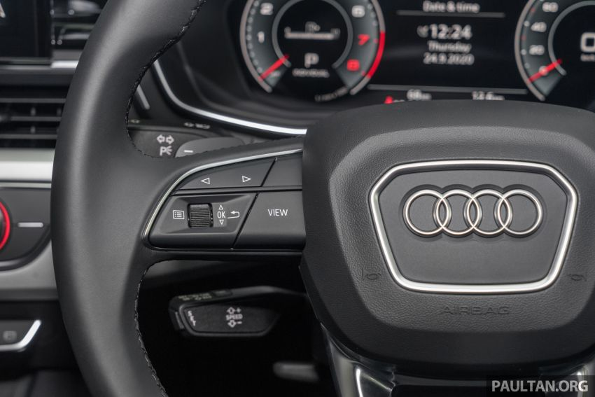 2020 Audi A5 Sportback facelift previewed in M'sia – 190 PS 2.0 TFSI and 249 PS quattro variants offered Image #1182697