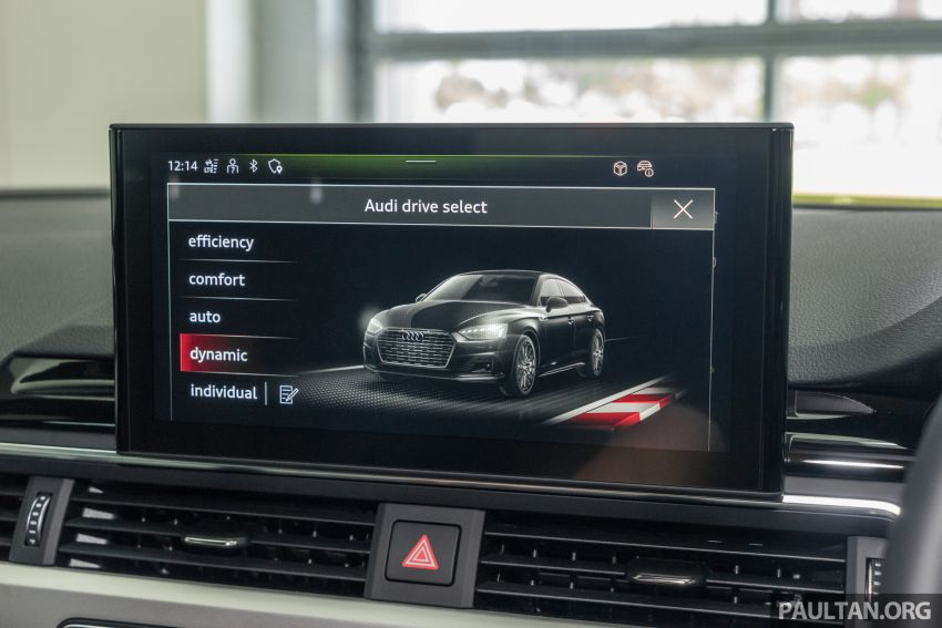 2020 Audi A5 Sportback facelift previewed in M'sia – 190 PS 2.0 TFSI and 249 PS quattro variants offered Image #1182710