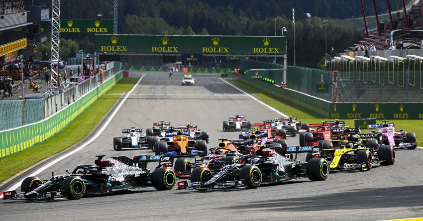 Petronas Trackside Fluid Engineers – we talk to En De Liow and Stephanie Travers about Formula 1 in 2020 Image #1172155