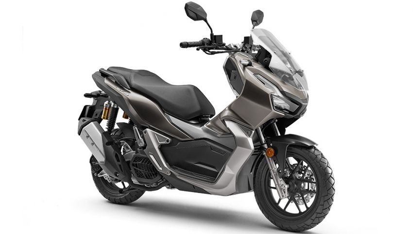 2020 Honda ADV150 confirmed for Malaysia launch Image #1176981