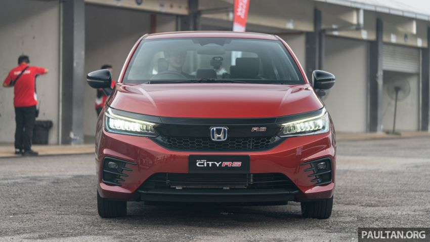 DRIVEN: Honda City RS i-MMD – torque of the town Image #1183548