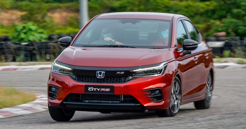 DRIVEN: Honda City RS i-MMD – torque of the town Image #1182838