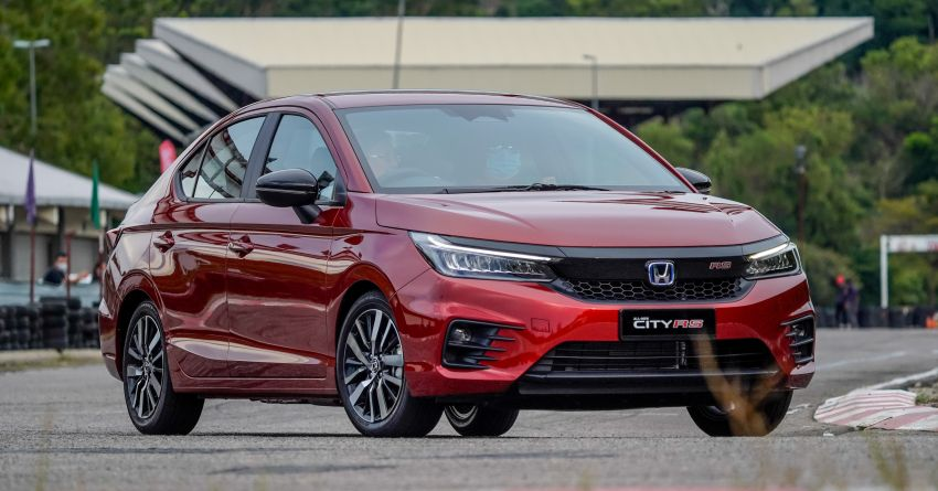 DRIVEN: Honda City RS i-MMD – torque of the town Image #1182843