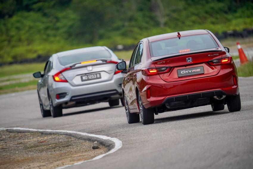 DRIVEN: Honda City RS i-MMD – torque of the town Image #1182844