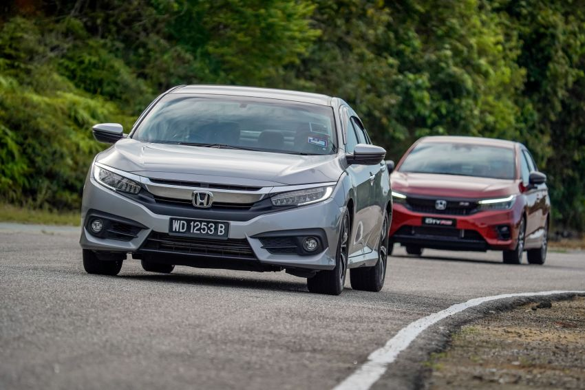 DRIVEN: Honda City RS i-MMD – torque of the town Image #1182830