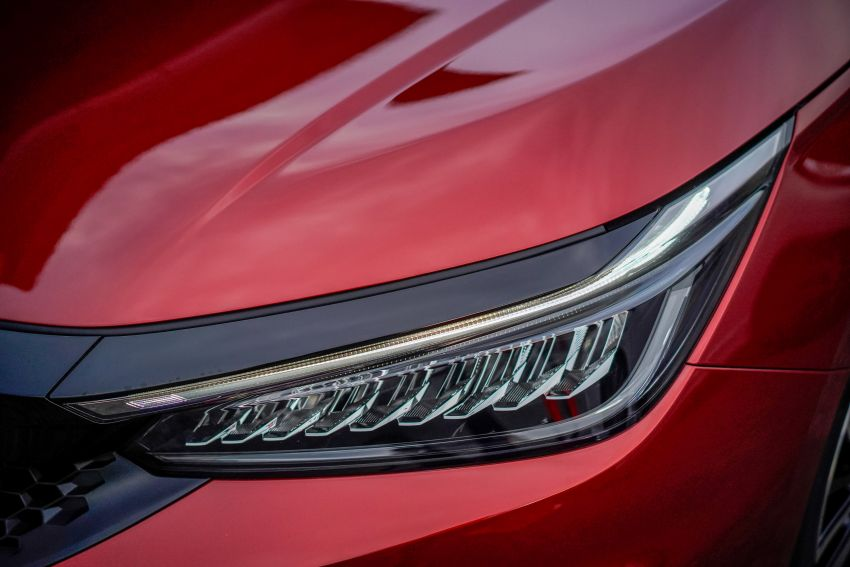 DRIVEN: Honda City RS i-MMD – torque of the town Image #1182850
