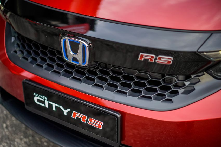 DRIVEN: Honda City RS i-MMD – torque of the town Image #1182852