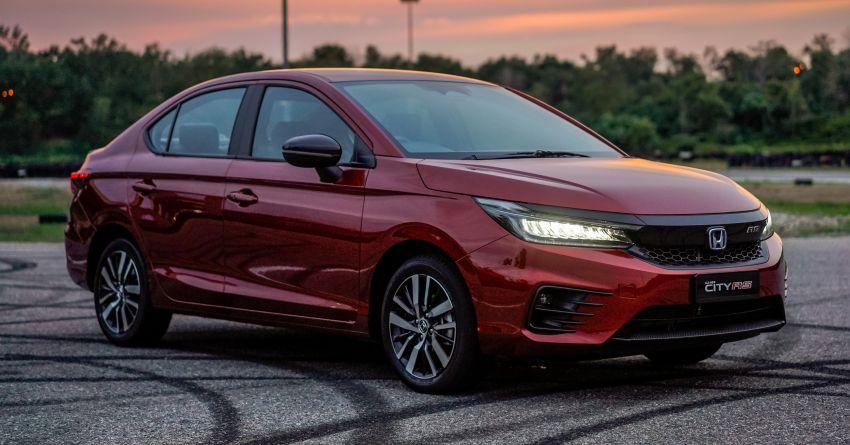 DRIVEN: Honda City RS i-MMD – torque of the town Image #1182858
