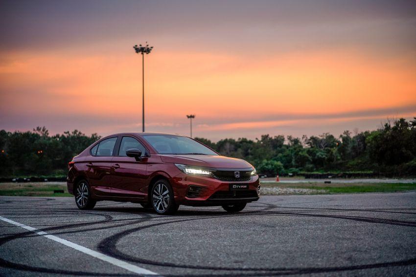 DRIVEN: Honda City RS i-MMD – torque of the town Image #1182859