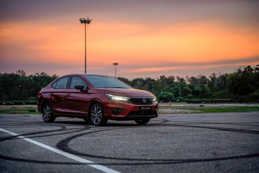 DRIVEN: Honda City RS i-MMD – torque of the town Image #1182860