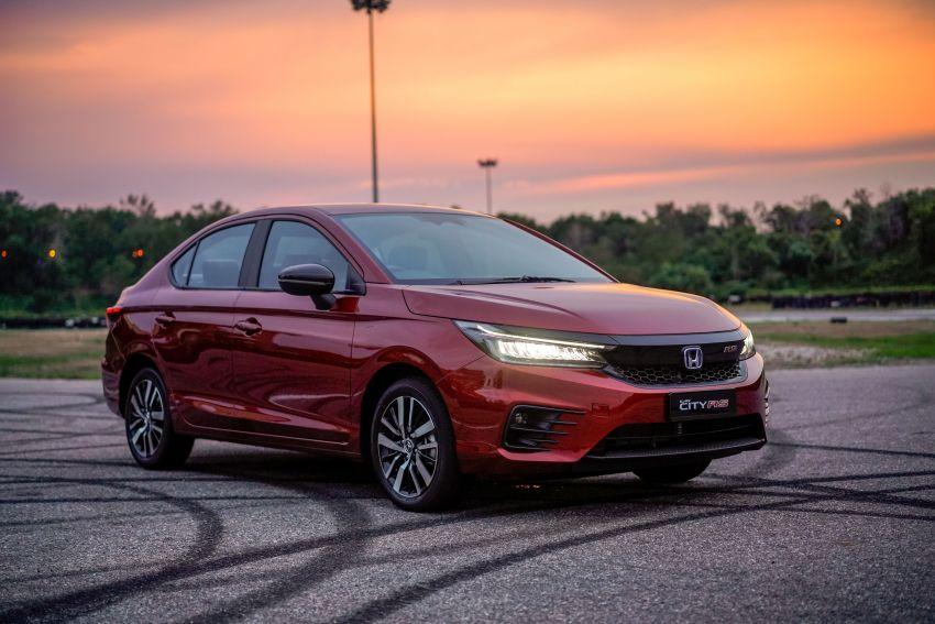 DRIVEN: Honda City RS i-MMD – torque of the town Image #1182862