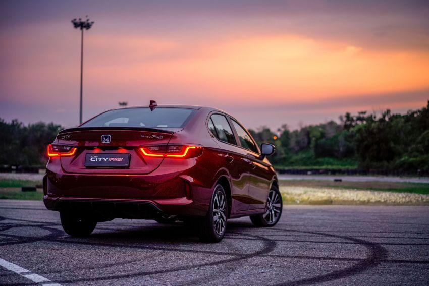 DRIVEN: Honda City RS i-MMD – torque of the town Image #1182867