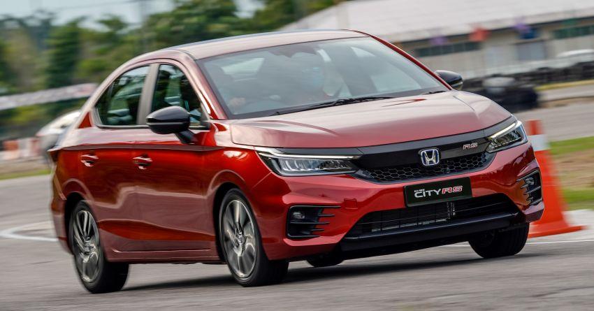 DRIVEN: Honda City RS i-MMD – torque of the town Image #1182832
