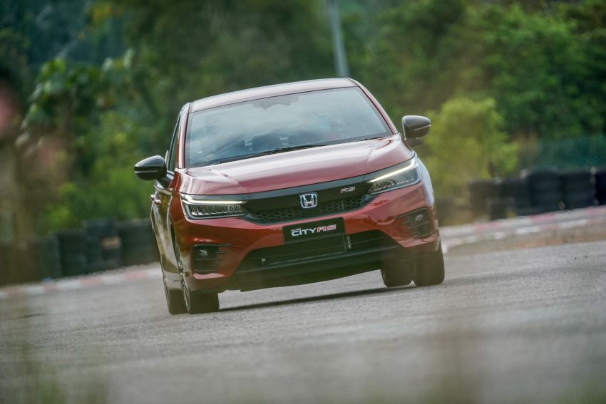 2020 Honda City RS i-MMD – more details and photos, variant features the full Honda Sensing safety suite Image #1183203