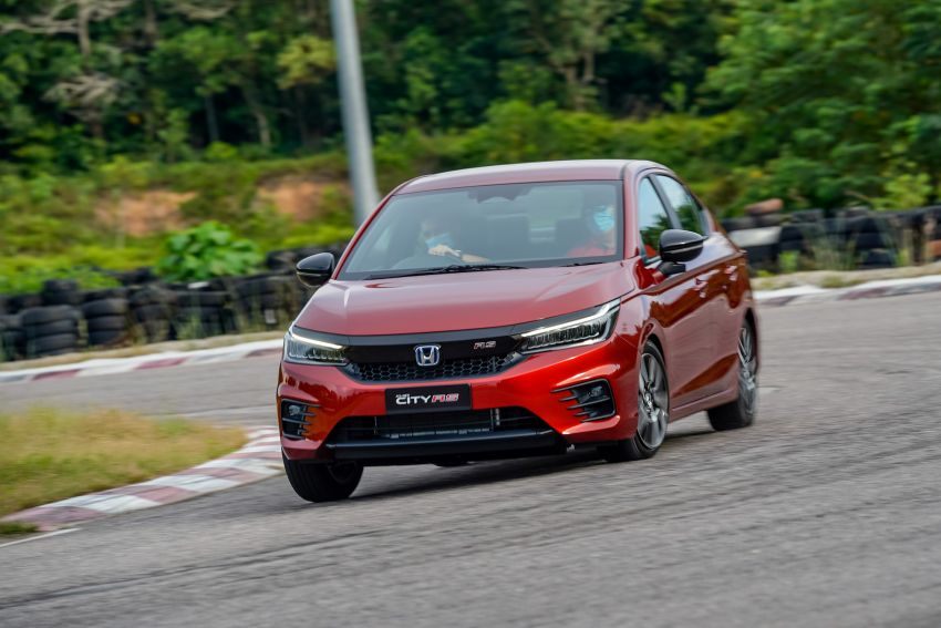 2020 Honda City RS i-MMD – more details and photos, variant features the full Honda Sensing safety suite Image #1183213