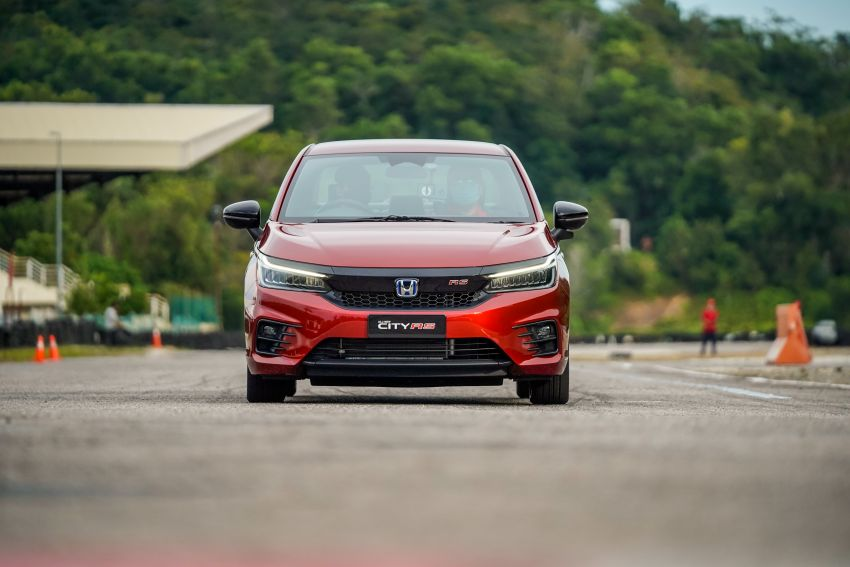 2020 Honda City RS i-MMD – more details and photos, variant features the full Honda Sensing safety suite Image #1183216
