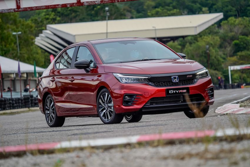 2020 Honda City RS i-MMD – more details and photos, variant features the full Honda Sensing safety suite Image #1183219