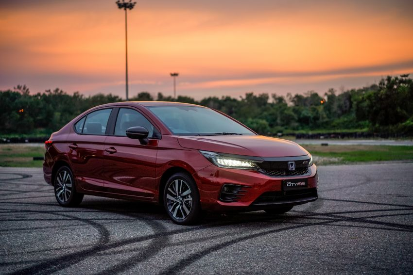 2020 Honda City RS i-MMD – more details and photos, variant features the full Honda Sensing safety suite Image #1183190