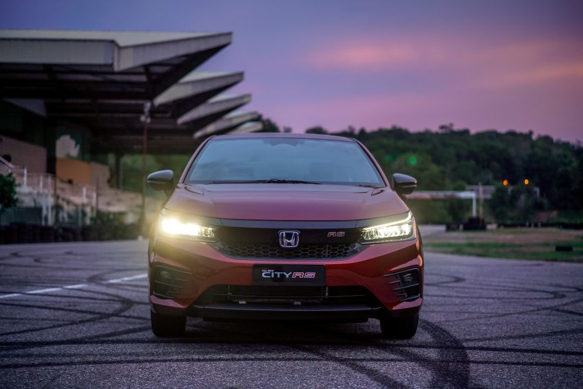 2020 Honda City RS i-MMD – more details and photos, variant features the full Honda Sensing safety suite Image #1183197
