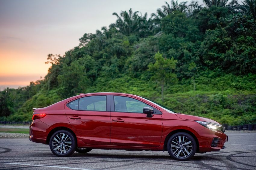 2020 Honda City RS i-MMD – more details and photos, variant features the full Honda Sensing safety suite Image #1183198