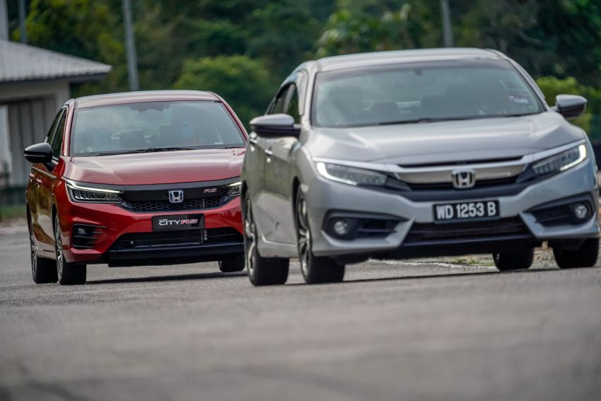 2020 Honda City RS i-MMD – more details and photos, variant features the full Honda Sensing safety suite Image #1183209