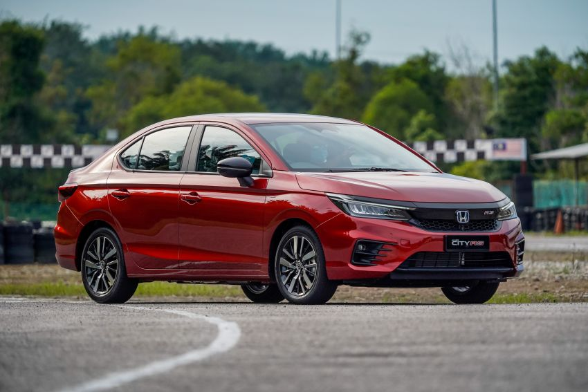 2020 Honda City RS i-MMD – more details and photos, variant features the full Honda Sensing safety suite Image #1183210