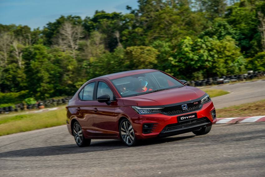 2020 Honda City RS i-MMD – more details and photos, variant features the full Honda Sensing safety suite Image #1183212