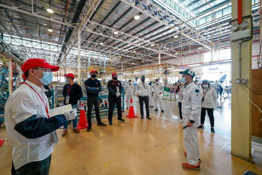 2020 Honda City: CKD production in full swing, Melaka factories upgraded to be on par with Honda Japan Image #1182771