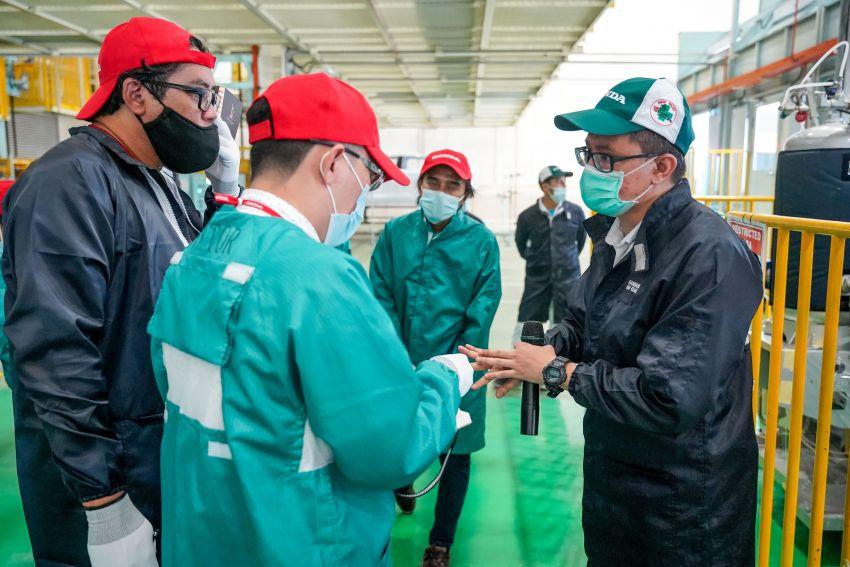 2020 Honda City: CKD production in full swing, Melaka factories upgraded to be on par with Honda Japan Image #1182780