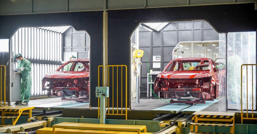 2020 Honda City: CKD production in full swing, Melaka factories upgraded to be on par with Honda Japan Image #1182789
