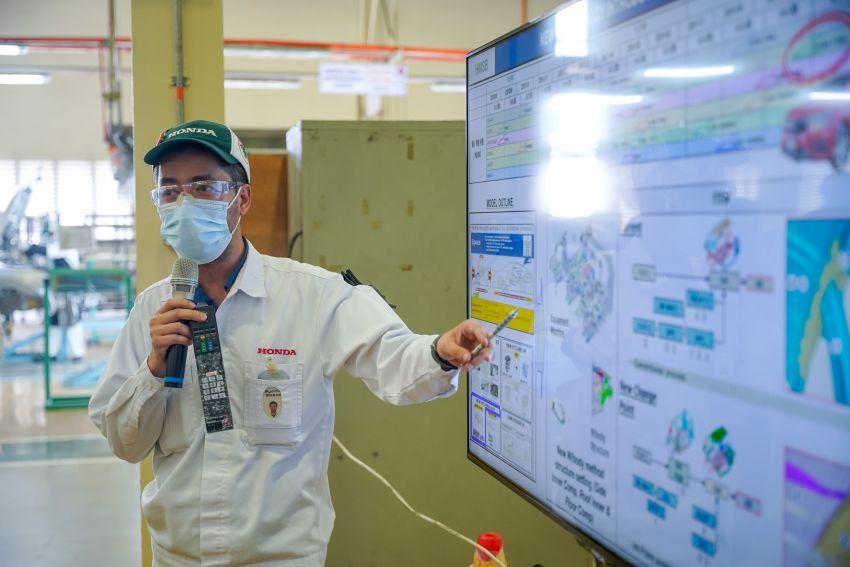 2020 Honda City: CKD production in full swing, Melaka factories upgraded to be on par with Honda Japan Image #1182772