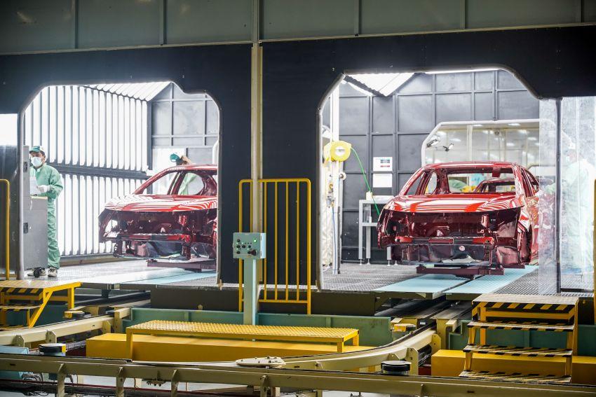 2020 Honda City: CKD production in full swing, Melaka factories upgraded to be on par with Honda Japan Image #1182790