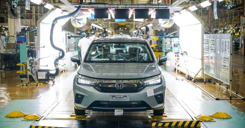 2020 Honda City: CKD production in full swing, Melaka factories upgraded to be on par with Honda Japan Image #1182791