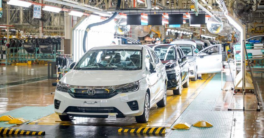 2020 Honda City: CKD production in full swing, Melaka factories upgraded to be on par with Honda Japan Image #1182792