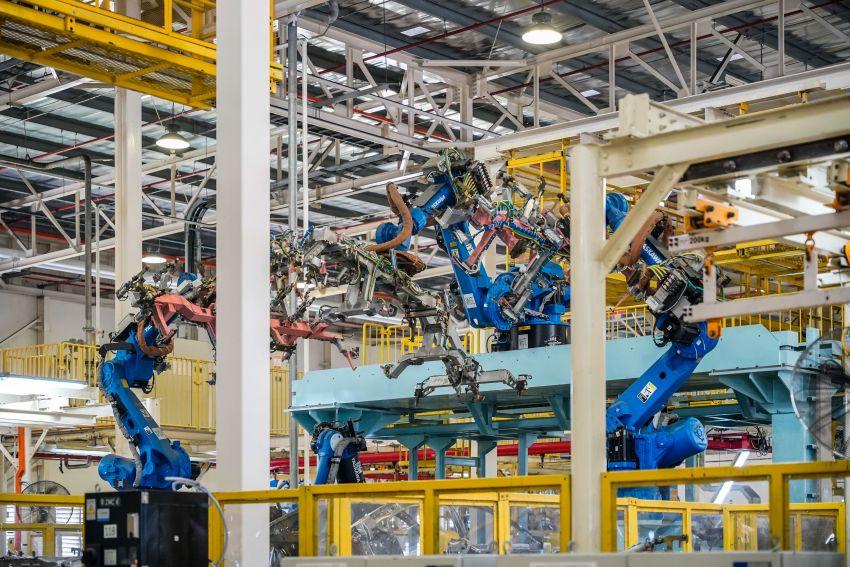 2020 Honda City: CKD production in full swing, Melaka factories upgraded to be on par with Honda Japan Image #1182773