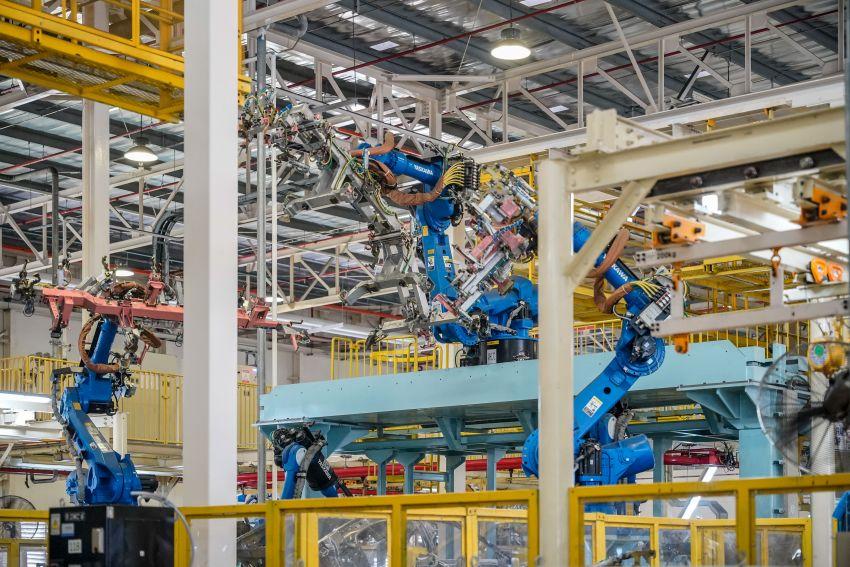 2020 Honda City: CKD production in full swing, Melaka factories upgraded to be on par with Honda Japan Image #1182774