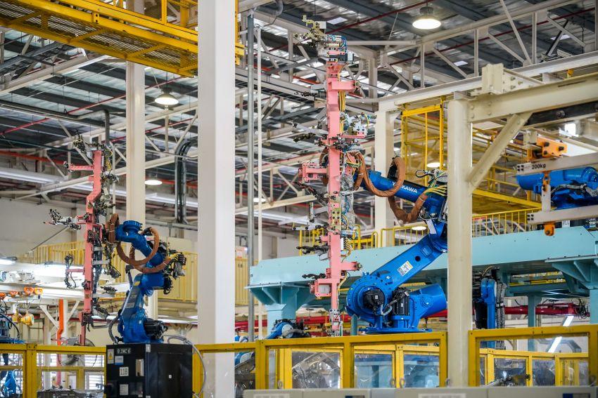2020 Honda City: CKD production in full swing, Melaka factories upgraded to be on par with Honda Japan Image #1182775