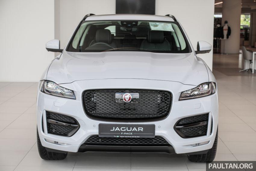 GALERI: Jaguar F-Pace 30t R-Sport — 300 PS, RM485k Image #1169249