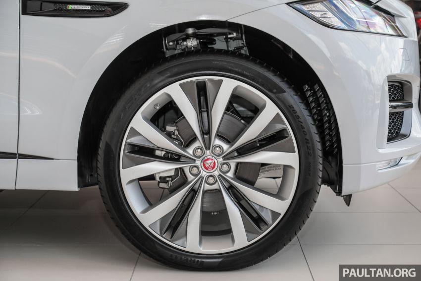 GALERI: Jaguar F-Pace 30t R-Sport — 300 PS, RM485k Image #1169253
