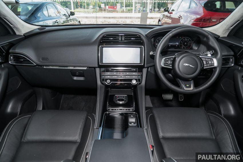 GALERI: Jaguar F-Pace 30t R-Sport — 300 PS, RM485k Image #1169256