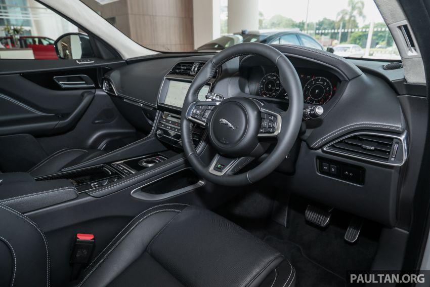 GALERI: Jaguar F-Pace 30t R-Sport — 300 PS, RM485k Image #1169257