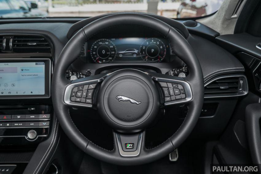 GALERI: Jaguar F-Pace 30t R-Sport — 300 PS, RM485k Image #1169260