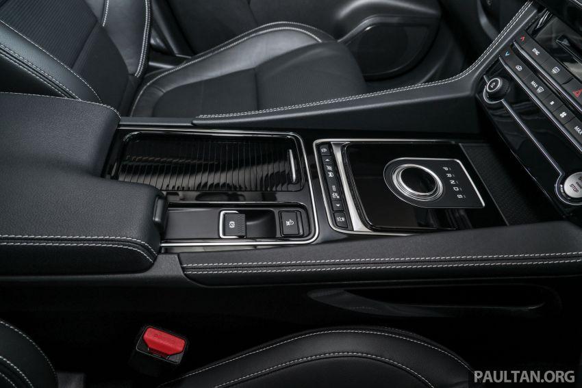 GALERI: Jaguar F-Pace 30t R-Sport — 300 PS, RM485k Image #1169265