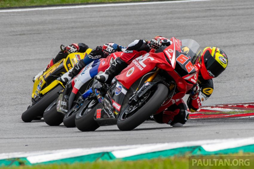 2020 MSBK: Zaqhwan Zaidi a class above the rest, new MSBK150 race class features cut throat racing action Image #1185013