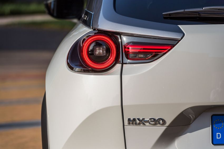 Mazda MX-30 EV launched in the UK – from RM137k Image #1185184