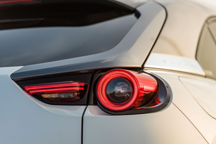 Mazda MX-30 EV launched in the UK – from RM137k Image #1185209