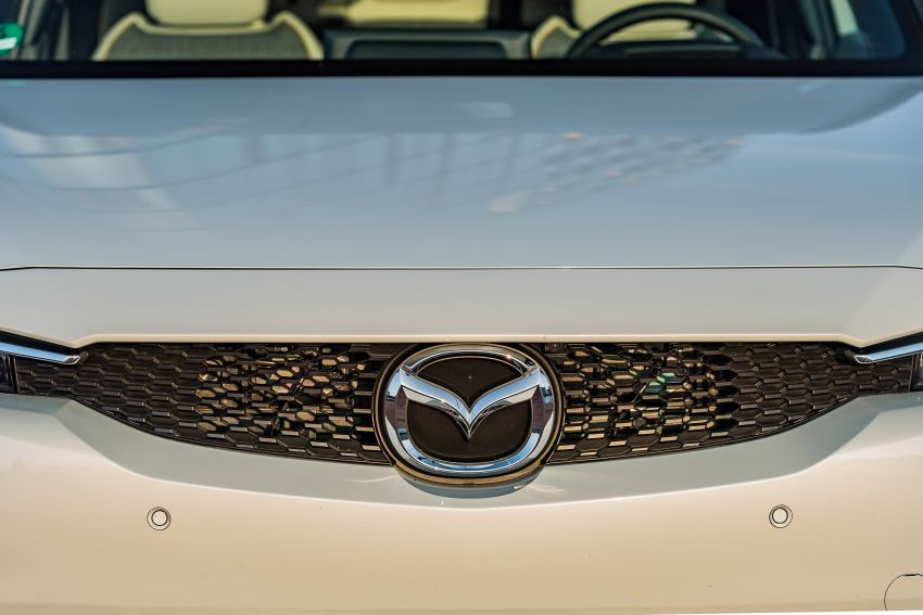 Mazda MX-30 EV launched in the UK – from RM137k Image #1185213