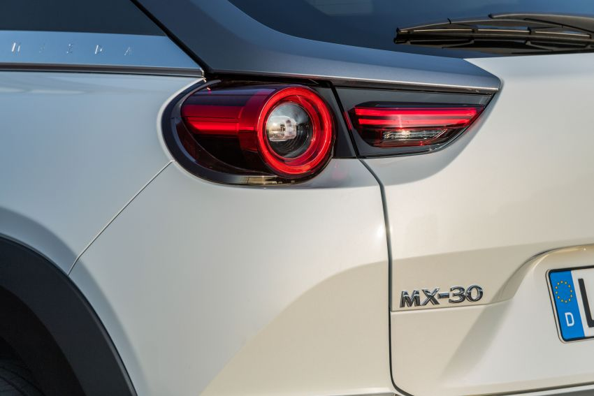 Mazda MX-30 EV launched in the UK – from RM137k Image #1185215